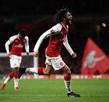 Europa League: Arsenal 6 BATE 0