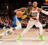 Blazers star Lillard playing with separated ribs