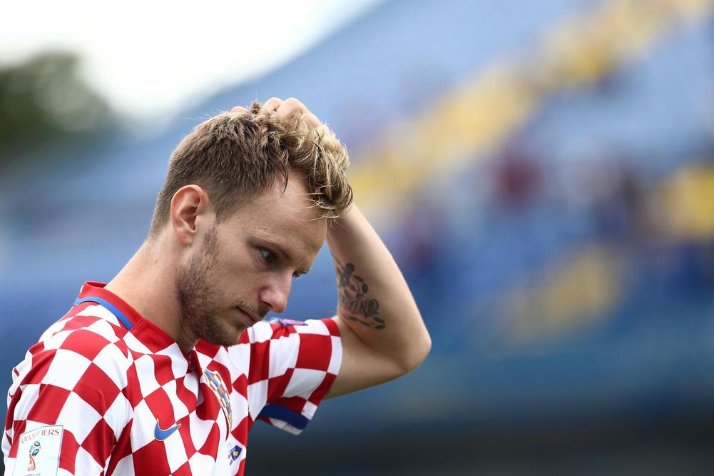 Rakitic Looking Forward To Facing Messi At World Cup