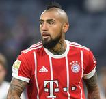 Vidal surgery deals blow for Bayern