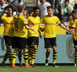 Dortmund finishes second after final-day win