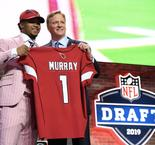 Cardinals Take Kyler Murray First Overall In NFL Draft