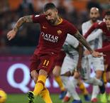 Roma Fight Back Twice For 2-2 Draw With Inter