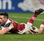 Ulster stays alive as Bellini sparkles for Zebre