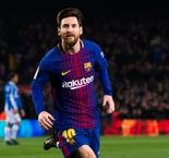 Barcelona 2 Espanyol 0 (2-1 agg): Messi turns tie around as Coutinho debuts