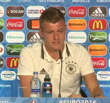 Nothing to fear for Kroos