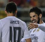 Isco Insists Himself And James Aren't To Blame For Real Madrid's Problems