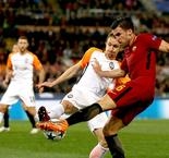 Roma 1 Shakhtar Donetsk 0 (2-2 agg): Dzeko edges Italians through on away goals