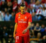 Real Madrid: Toujours sans Bale !
