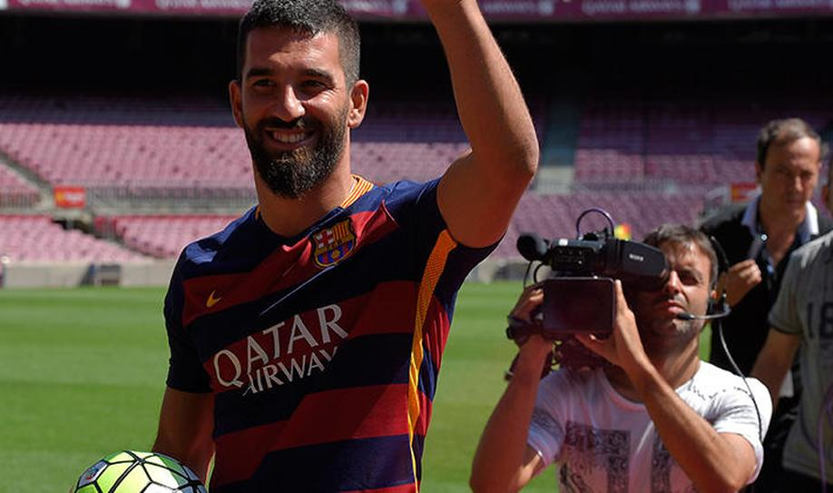 Arda Turan Agrees to Join Barcelona