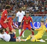 2018 FIFA World Cup Russia: England 0 Belgium 1