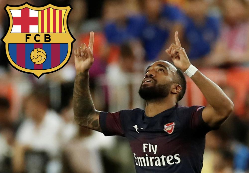 Barcelona Interest Is 'Flattering' - Lacazette | beIN SPORTS