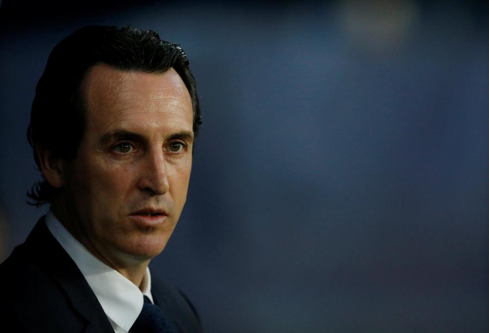 PSG coach Unai Emery leaving at end of season