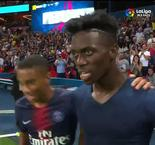 USMNT Teenager Timothy Weah Scores First Ligue 1 Goal For PSG In Win Over Caen