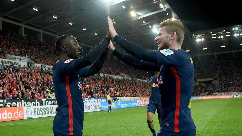 RB Leipzig midfielder Naby Keita could cost Liverpool £50m this summer