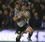 Horne replaces Russell for injury-hit Scotland