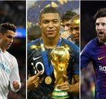 Best FIFA Men's Player Nominees Announced