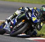 Hayes Tops Timesheets on Friday at NJMP
