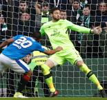 Gordon saves Celtic in frantic Old Firm derby