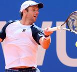 Zeballos makes early exit in Quito
