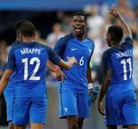Omissions Reveal France World Cup Squad Depth