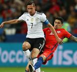 Germany's Draxler warns of Chile threat