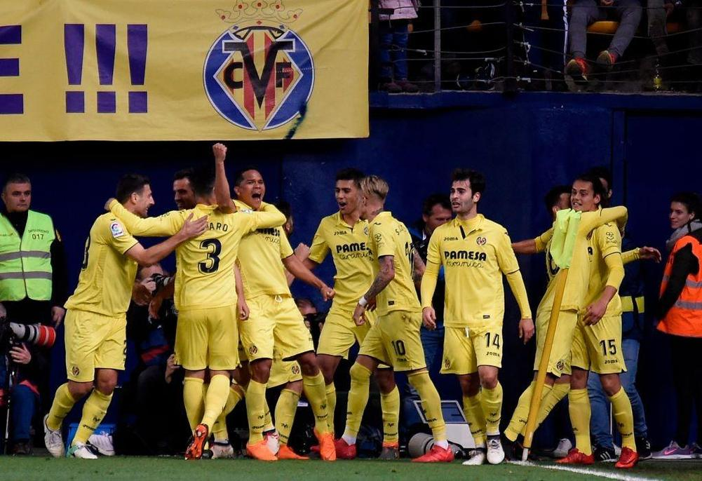 Villarreal Deals LaLiga Title Race Blow For Atletico Madrid