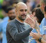 Guardiola Named Premier League Manager Of The Season