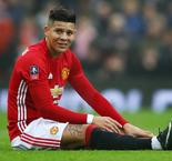 Marcos Rojo Eyes Champions League Return