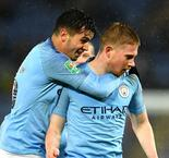 Leicester City 1 Manchester City 1 (1-3 on penalties): Muric stands tall in poor shoot-out