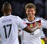Germany on Cusp of Euro Qualification
