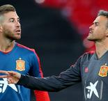 Every Victory Will Be Yours – Spain Captain Ramos Pays Tribute To Luis Enrique