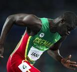 SPECIAL INTERVIEW WITH Kirani James