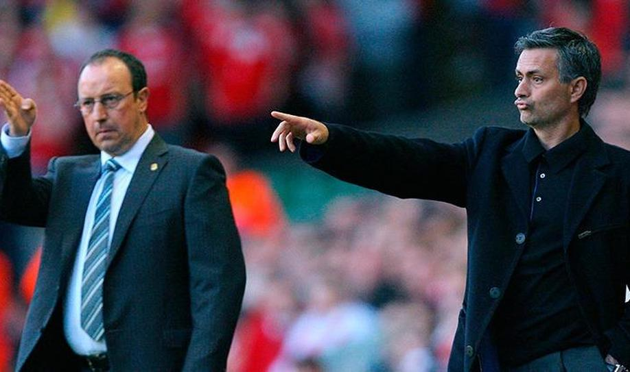 Jose Mourinho launches stinging attack on Rafael Benitez