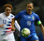 Italy 1 United States 0: Politano snatches late winner