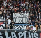 Report: PSG At Odds With Ultras Over Anti-Neymar Banners Ahead Of Brazilian's Return