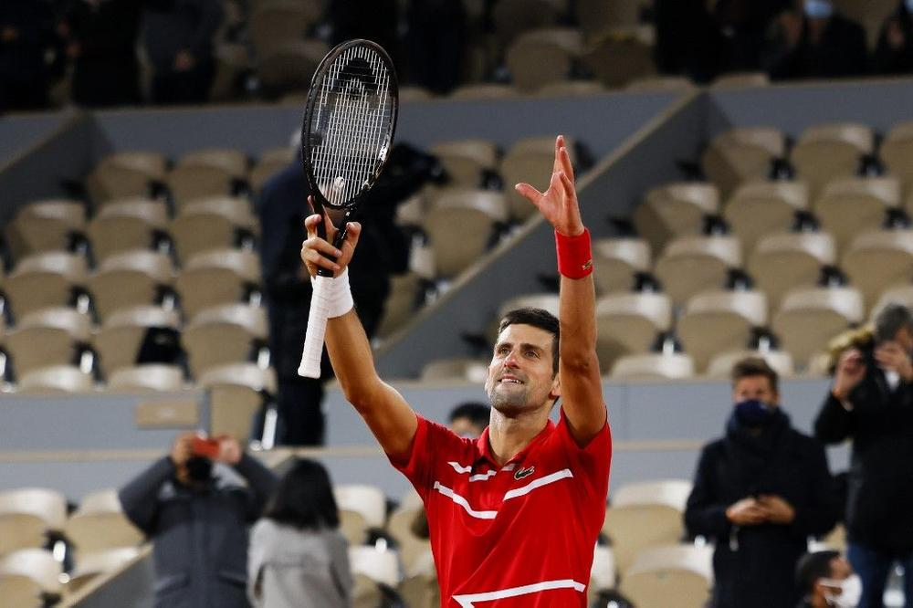Djokovic survives Tsitsipas scare to set up French Open final clash with Nadal
