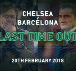 Chelsea v Barcelona - Last Time Out