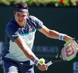 Raonic avanza a semifinales en Indian Wells
