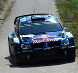 Ogier continues dominance at Rally Germany