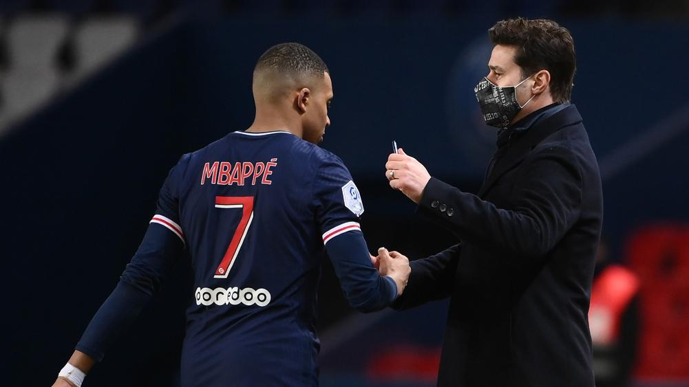 Mbappe at PSG 'for many years to come', says Pochettino