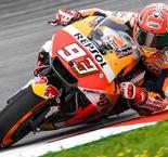 Marquez Outpaces Ducati Duo For Third Straight Pole