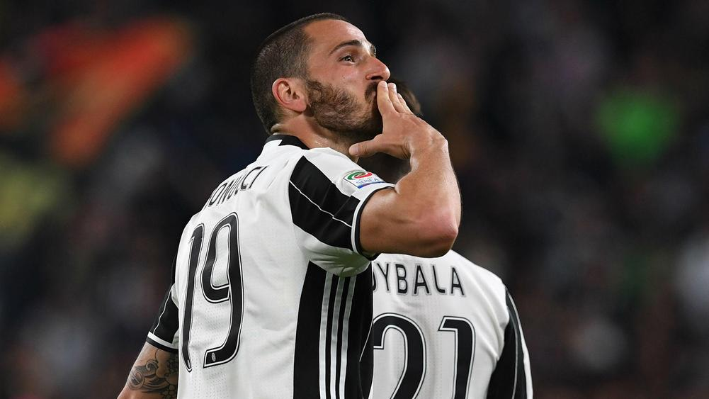 Bonucci denies bust-up during Champions League final defeat to Real Madrid
