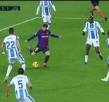Barcelona 3-1 Leganes: Messi Bends In Barcelona's Third In Stoppage Time