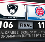 GAME RECAP: Pistons 116, Nets 106