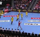 Handball : Le fantastique double arrêt de Thierry Omeyer !