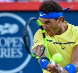 Masterful Nadal Rolls Past Coric in Montreal
