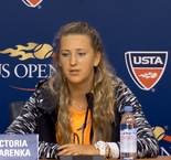Azarenka: Messi plays like he is in a video game