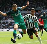 Tottenham lucky in Newcastle win, says Vertonghen