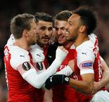 Arsenal Take 2-0 First Leg Victory Over Napoli